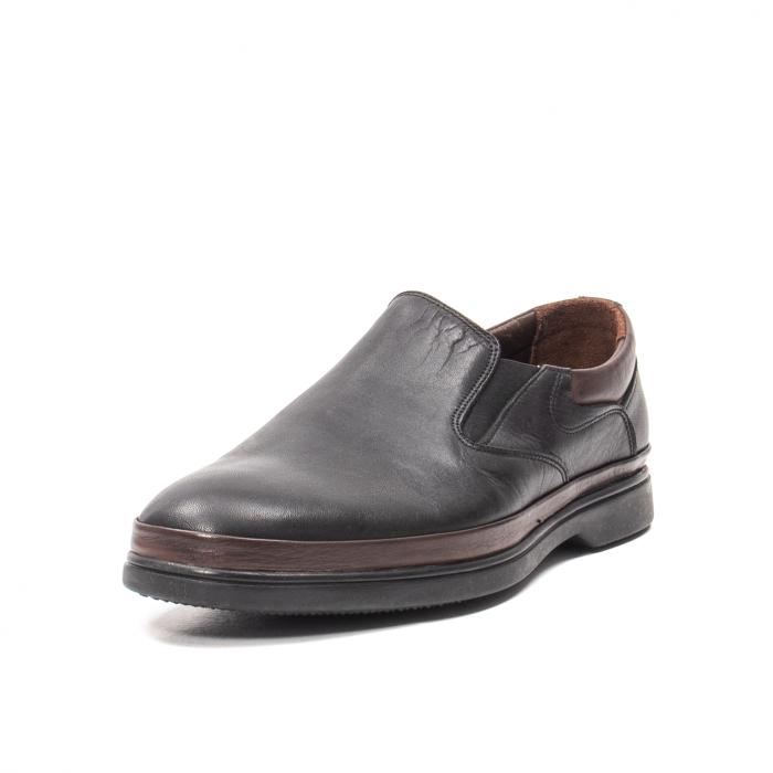 Pantofi barbati casual, piele naturala, KKM5724 0