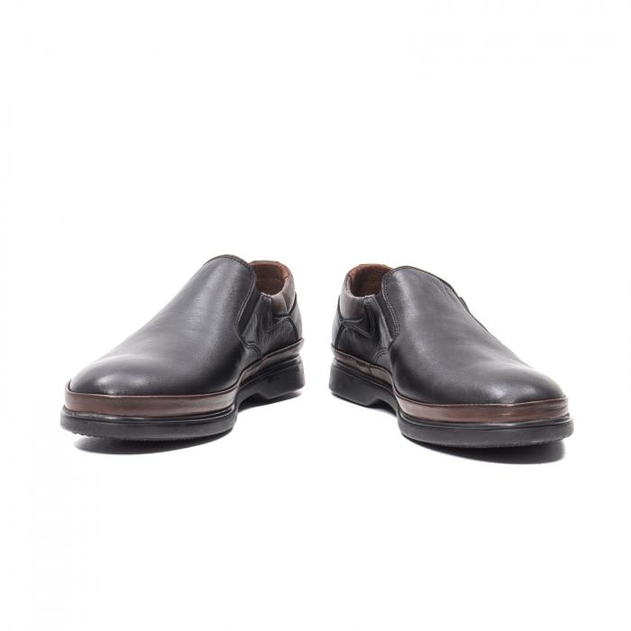 Pantofi barbati casual, piele naturala, KKM5724 4