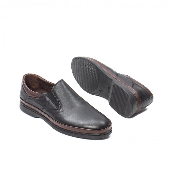 Pantofi barbati casual, piele naturala, KKM5724 3