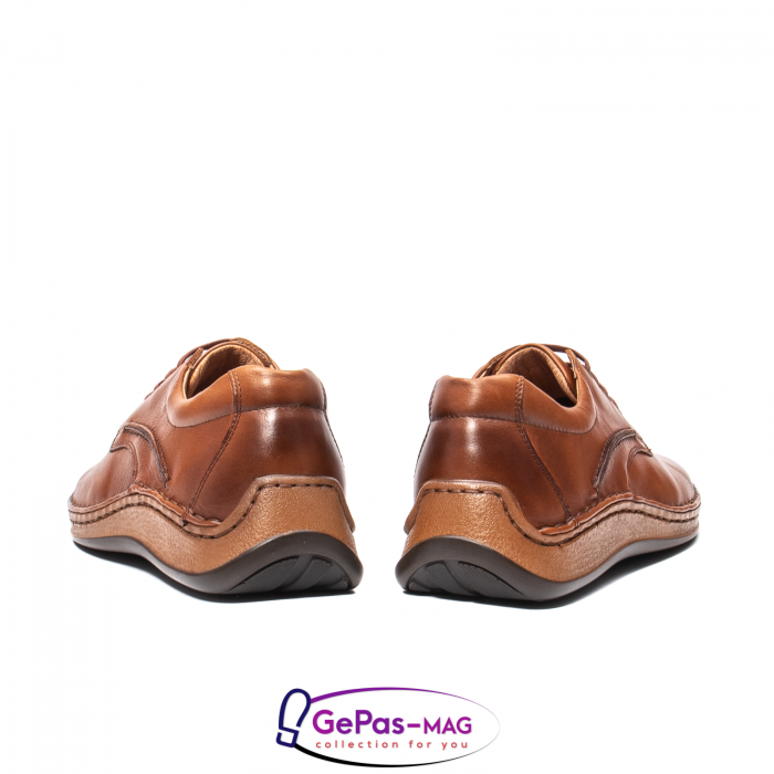 Pantofi barbati casual din piele naturala Lfx 918 [6]