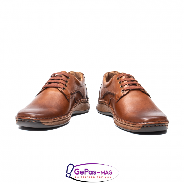 Pantofi barbati casual din piele naturala Lfx 918 [4]