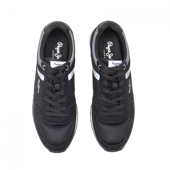 Pantofi barbati sport, piele naturala, STYLE PMS30670 5