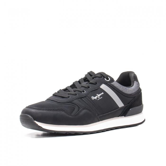 Pantofi barbati sport, piele naturala, STYLE PMS30670 0