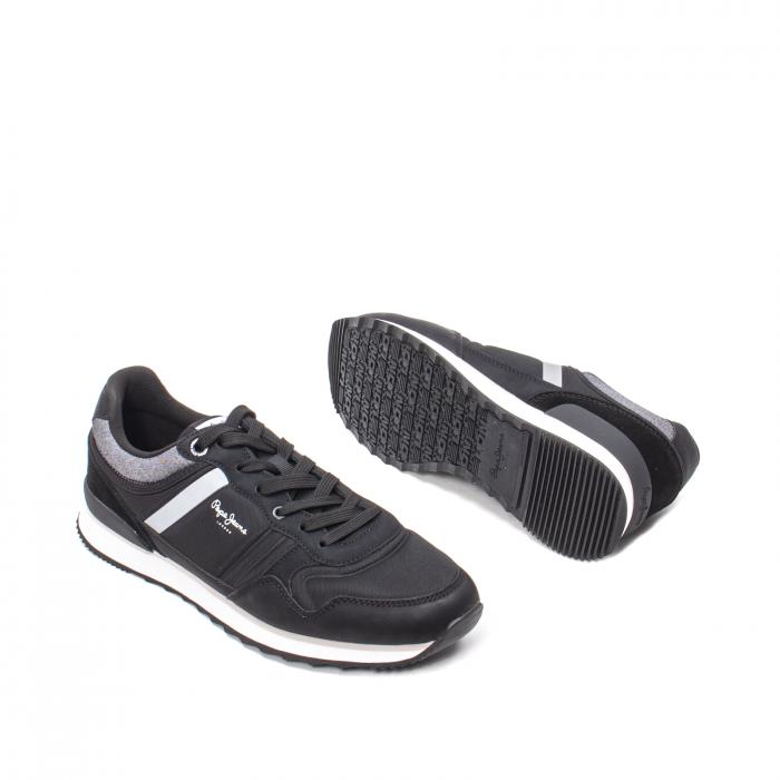 Pantofi barbati sport, piele naturala, STYLE PMS30670 3