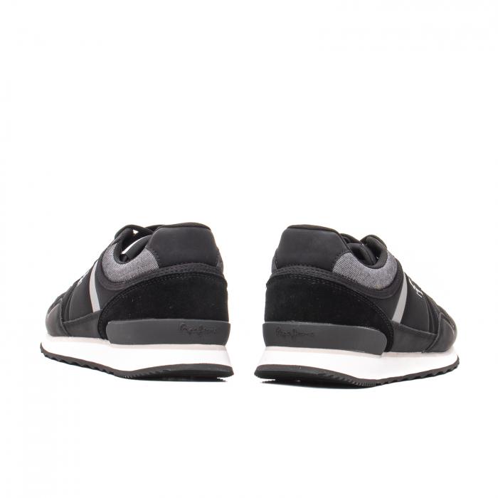 Pantofi barbati sport, piele naturala, STYLE PMS30670 6