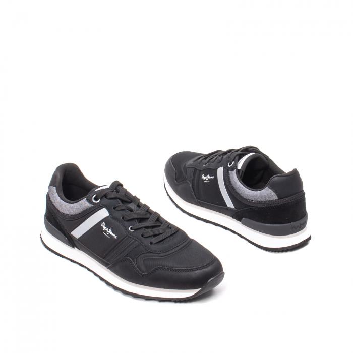 Pantofi barbati sport, piele naturala, STYLE PMS30670 2