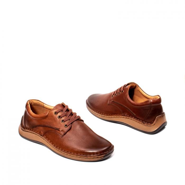 Pantofi casual barbat, 918 Pres CM 2