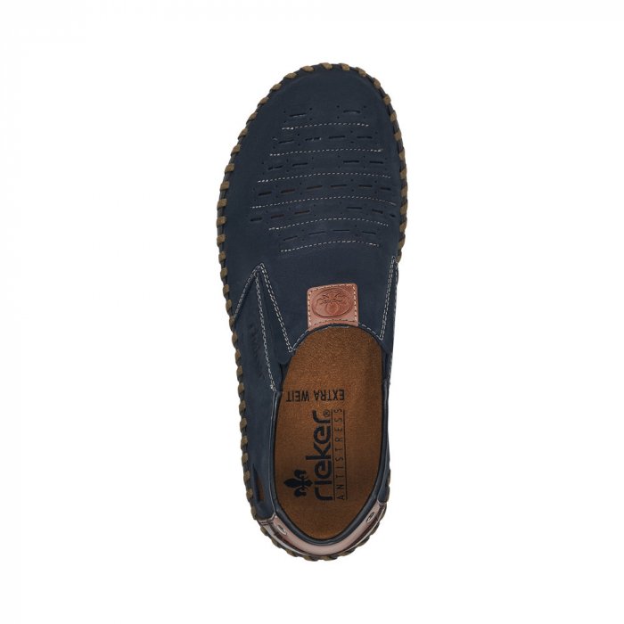 Pantofi casual barbati din piele naturala, B2457-14 5