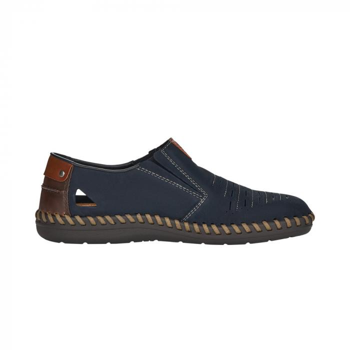 Pantofi casual barbati din piele naturala, B2457-14 2