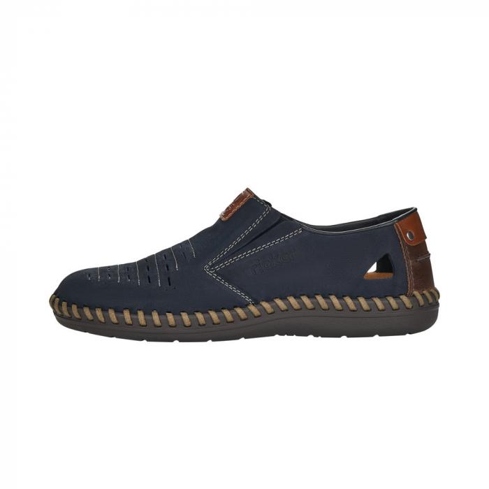 Pantofi casual barbati din piele naturala, B2457-14 3