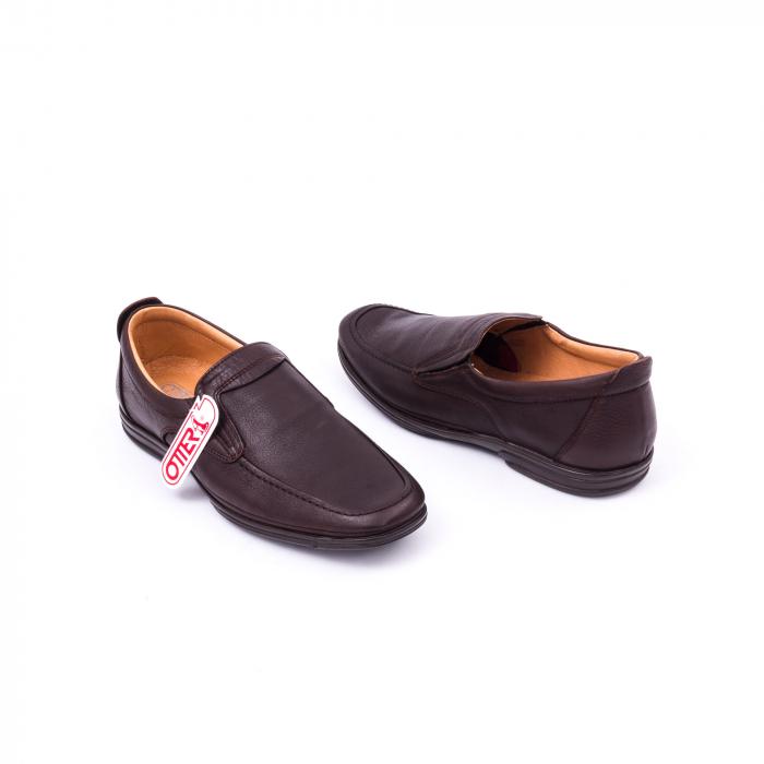 Pantofi casual barbat OT 20914 maro 2