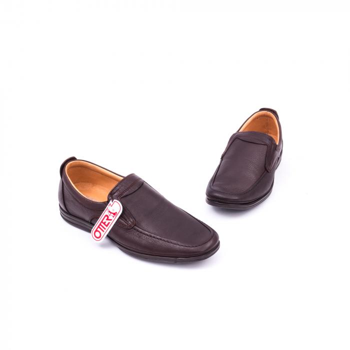 Pantofi casual barbat OT 20914 maro 1