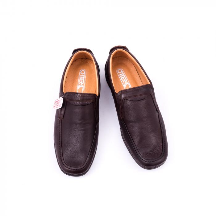 Pantofi casual barbat OT 20914 maro 5