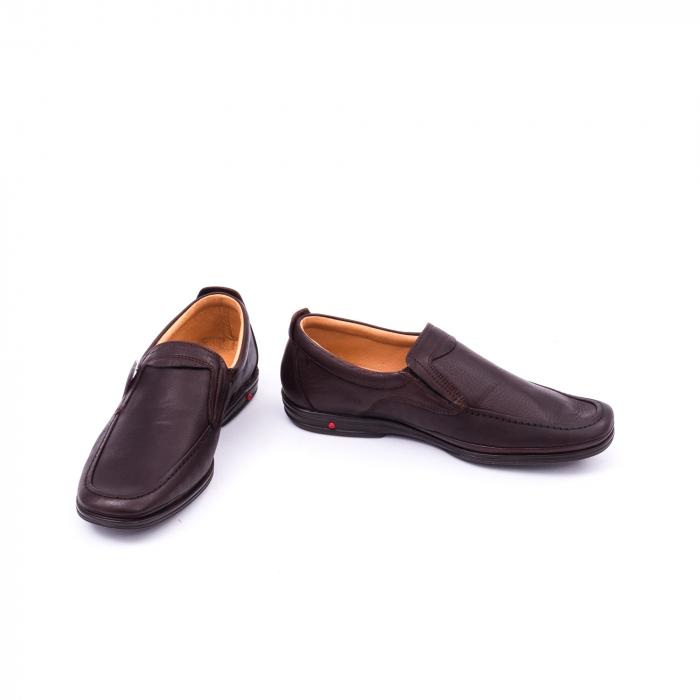 Pantofi casual barbat OT 20914 maro 4