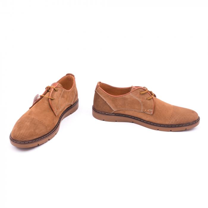 Pantofi casual barbat OT 5925-1 coniac 6