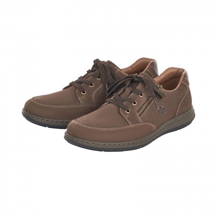 Pantofi casual barbati, piele naturala 17321-25 5