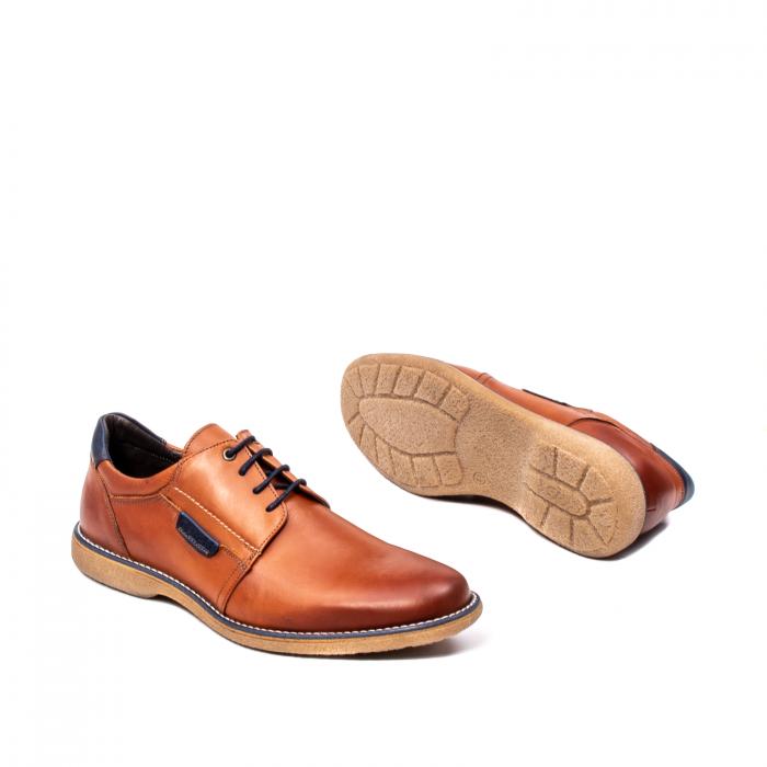 Pantofi casual barbat, piele naturala, 182505 3