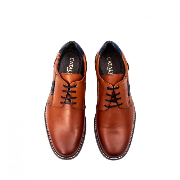 Pantofi casual barbat, piele naturala, 182505 5
