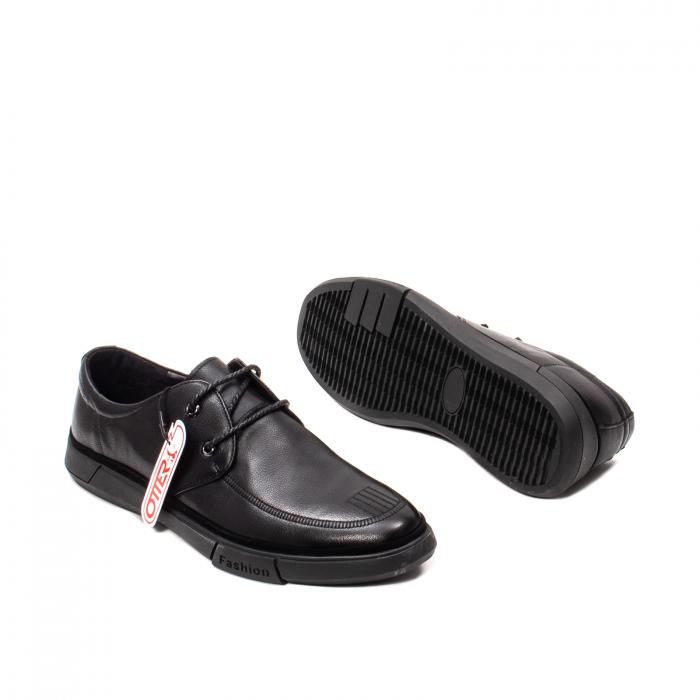 Pantofi barbati casual, piele naturala, E6Y99051 3