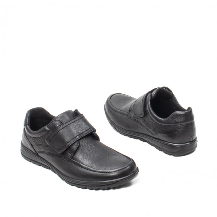 Pantofi barbati casual, piele naturala, IC601510 2