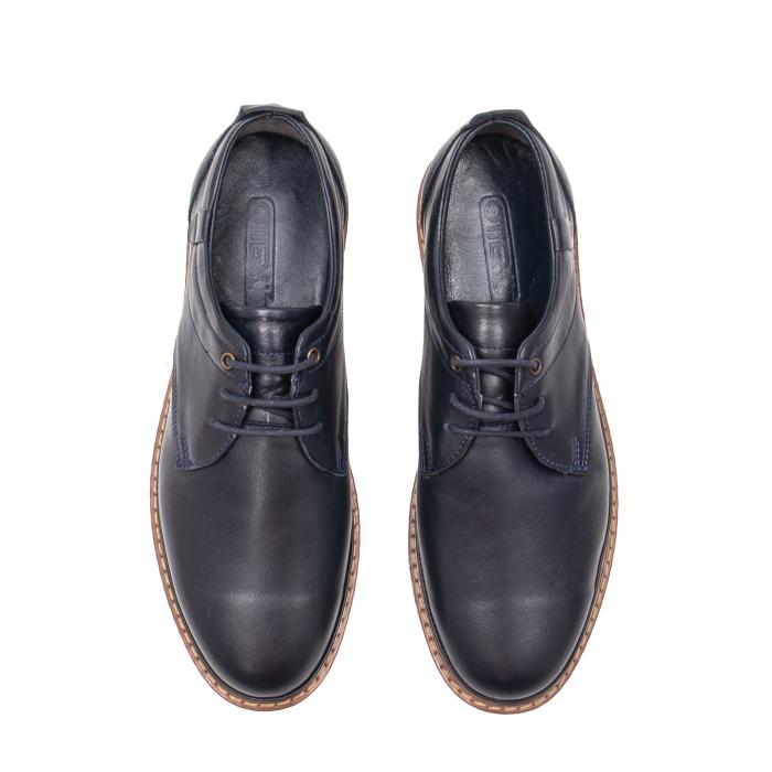 Pantofi barbati casual, piele naturala, KKM5679 5