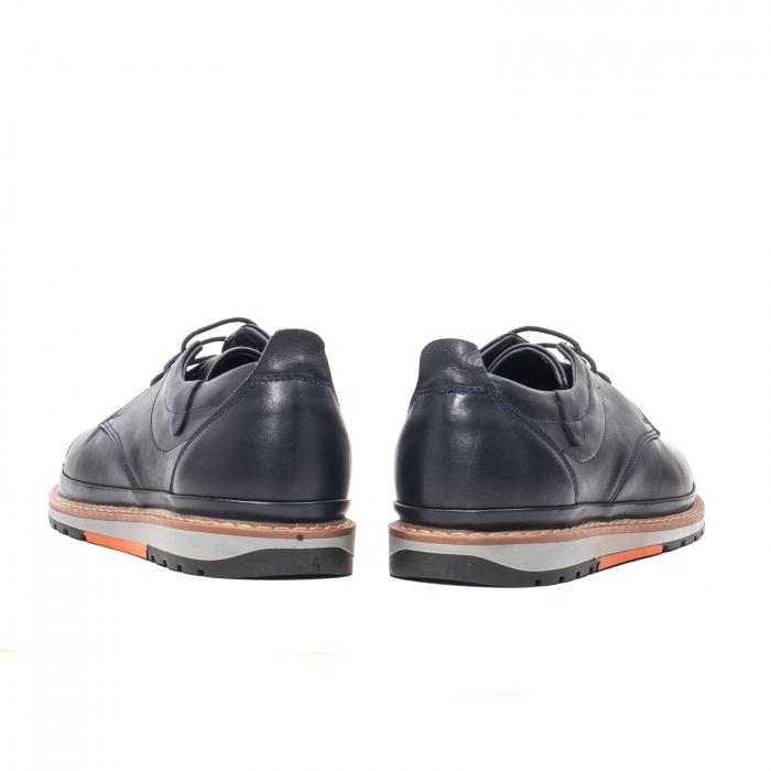 Pantofi barbati casual, piele naturala, KKM5679 6