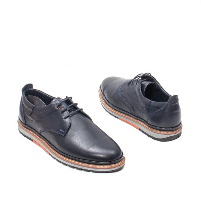 Pantofi barbati casual, piele naturala, KKM5679 2