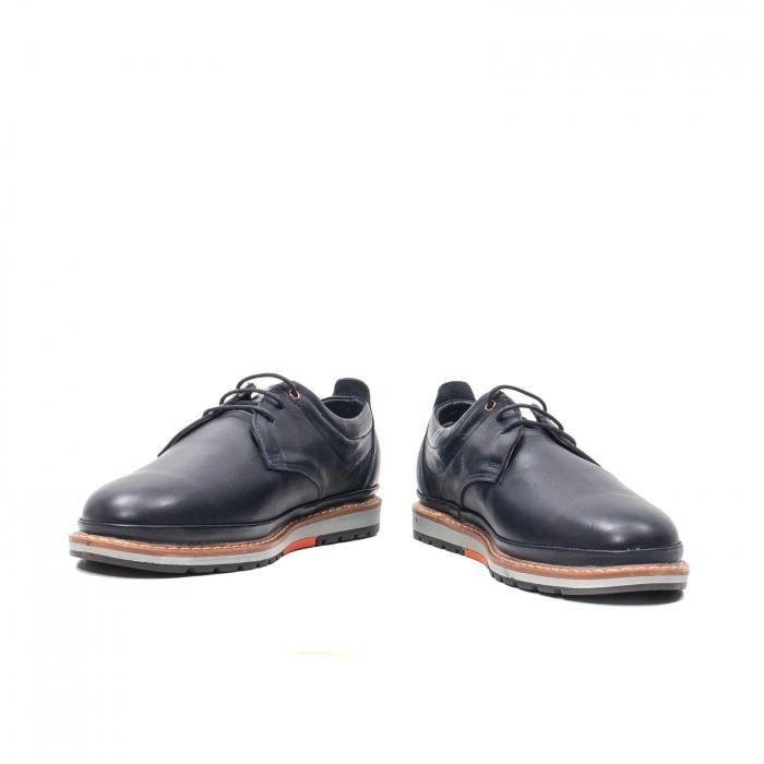 Pantofi barbati casual, piele naturala, KKM5679 4