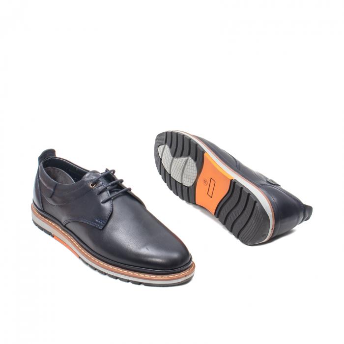 Pantofi barbati casual, piele naturala, KKM5679 3