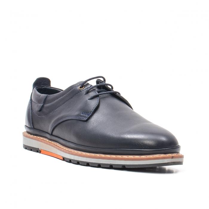 Pantofi barbati casual, piele naturala, KKM5679 0