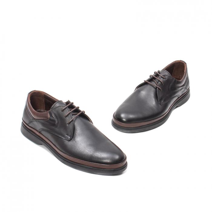 Pantofi barbati casual, piele naturala, KKM5723 1