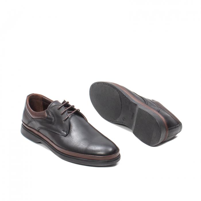 Pantofi barbati casual, piele naturala, KKM5723 3