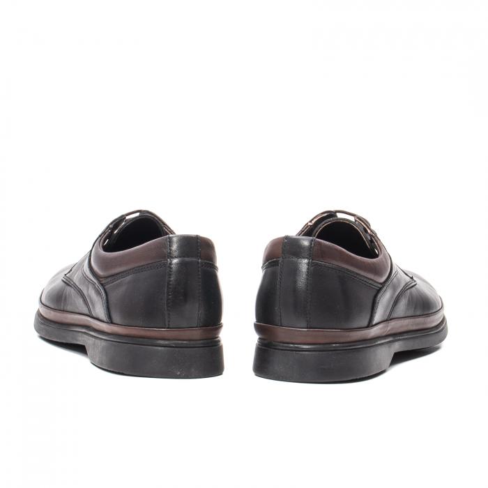 Pantofi barbati casual, piele naturala, KKM5723 6