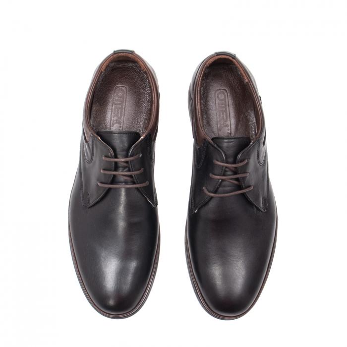 Pantofi barbati casual, piele naturala, KKM5723 5