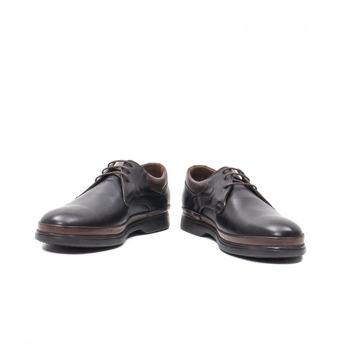 Pantofi barbati casual, piele naturala, KKM5723 4