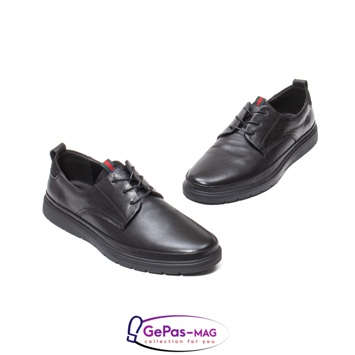 Pantofi casual barbat, piele naturala, L151537 1