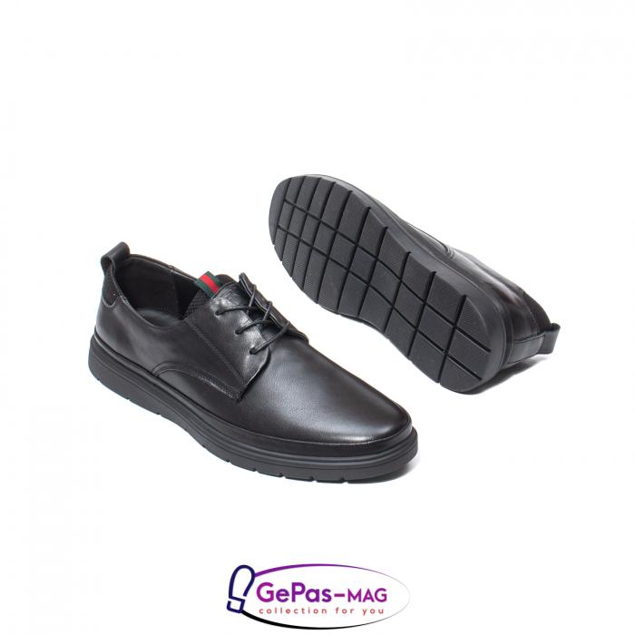 Pantofi casual barbat, piele naturala, L151537 3
