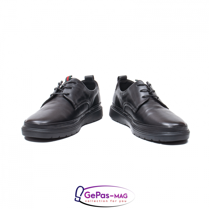 Pantofi casual barbat, piele naturala, L151537 4