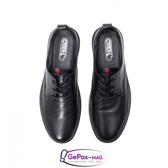Pantofi casual barbat, piele naturala, L151537 5