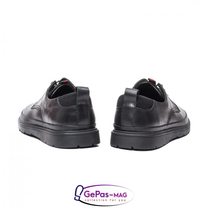 Pantofi casual barbat, piele naturala, L151537 6