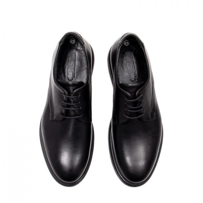 Pantofi barbati casual, piele naturala, M5439 5