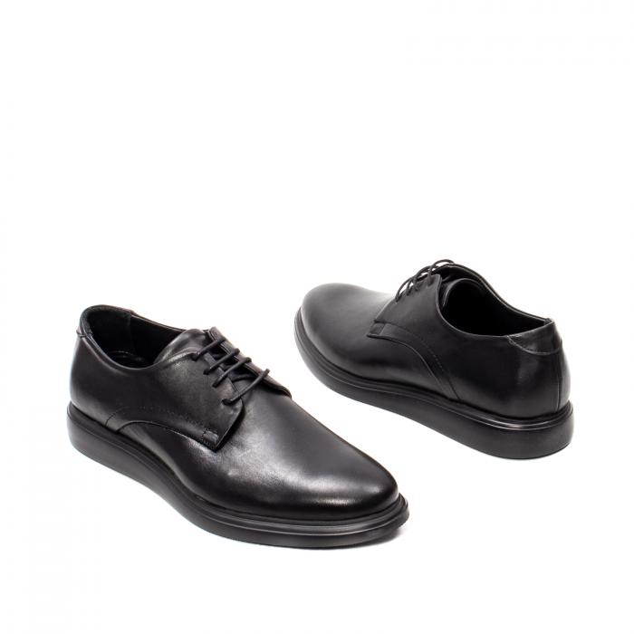 Pantofi barbati casual, piele naturala, M5439 2