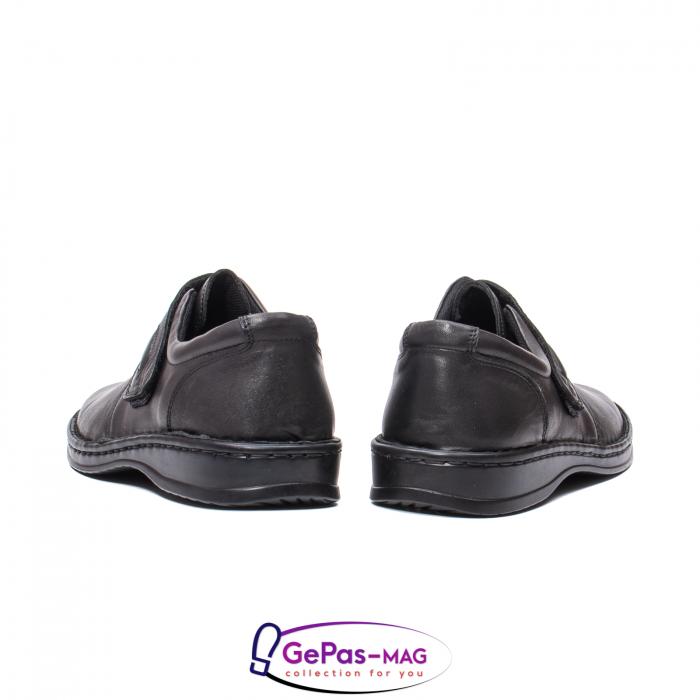 Pantofi casual barbat, piele naturala, H61272 6