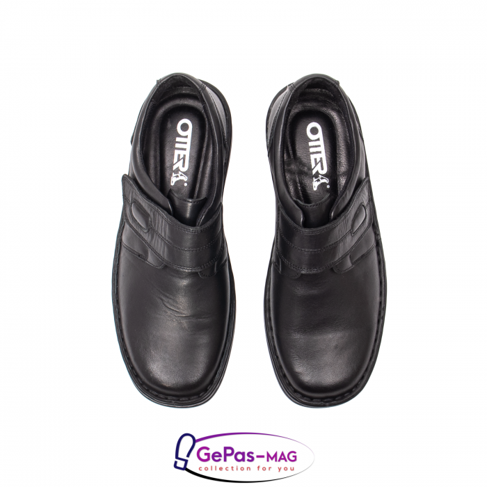 Pantofi casual barbat, piele naturala, H61272 5