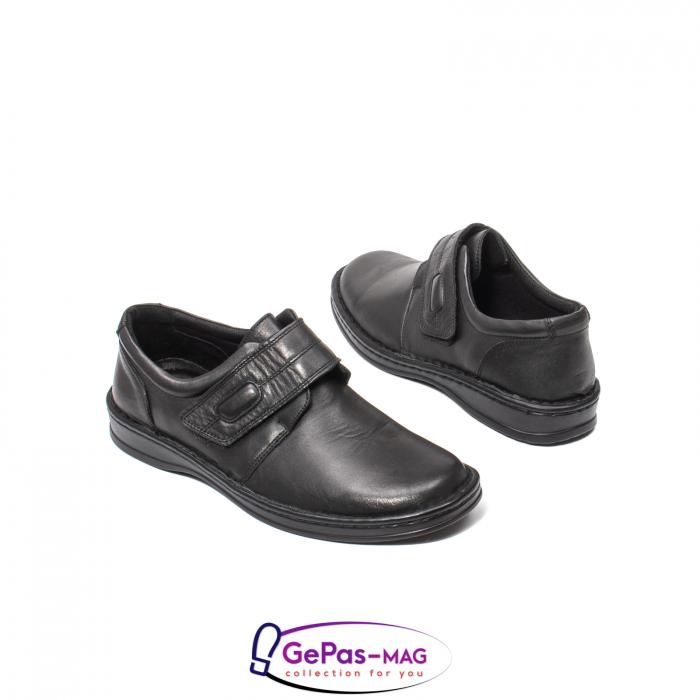 Pantofi casual barbat, piele naturala, H61272 2