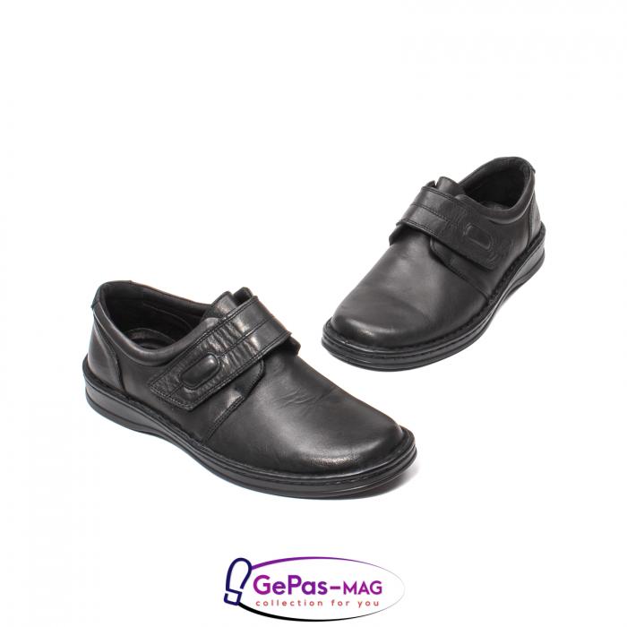 Pantofi casual barbat, piele naturala, H61272 1