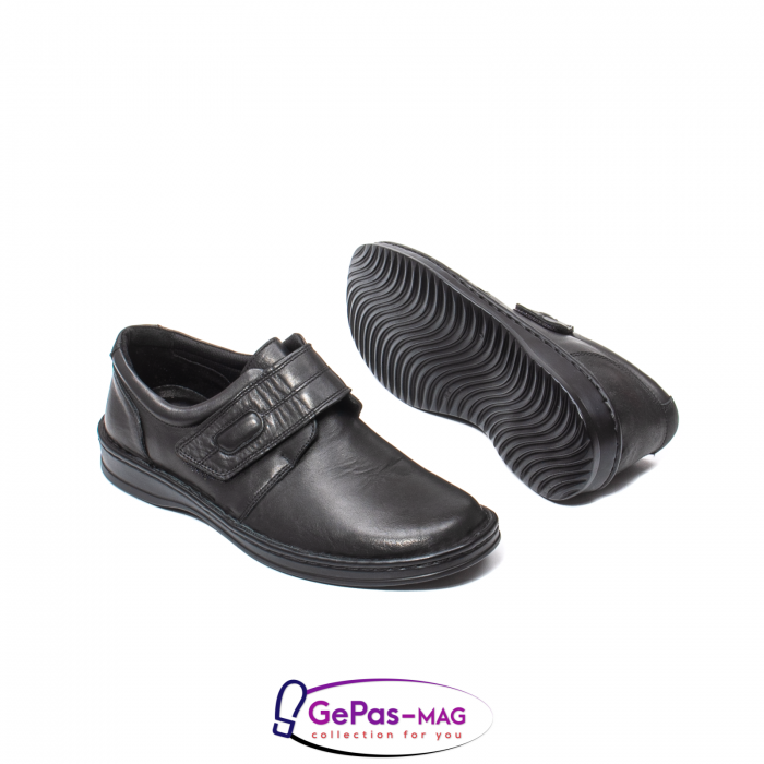 Pantofi casual barbat, piele naturala, H61272 3