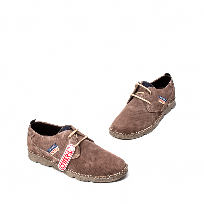 Pantofi barbat casual, piele naturala, OT 2818 14-I 1