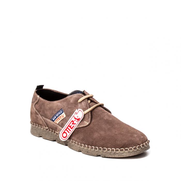 Pantofi barbat casual, piele naturala, OT 2818 14-I 0