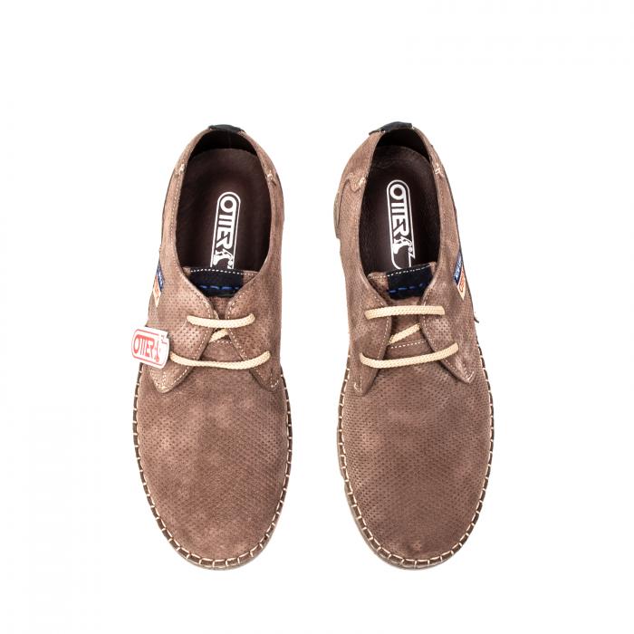 Pantofi barbat casual, piele naturala, OT 2818 14-I 5